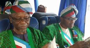 Buhari shows  credible election is possible- Oyegun