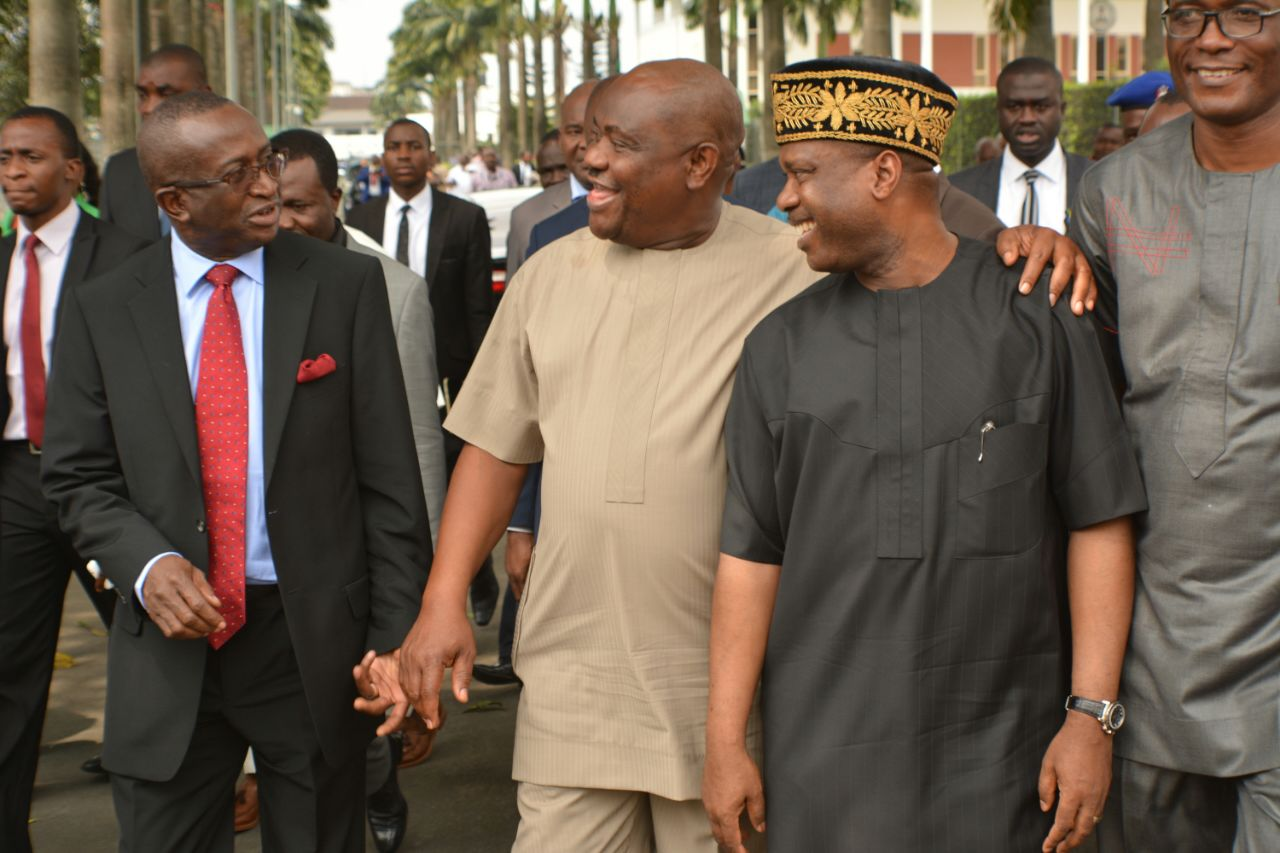 Focus on  development, Governor Wike tells NDDC