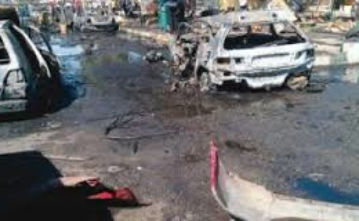 Six killed as suicide bombers attack Maiduguri