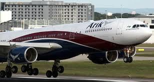 Nigerian govt takes over distressed Arik Airline, gives lifeline