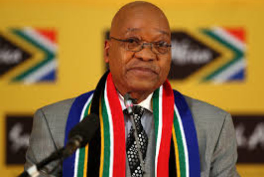 South Africa's Zuma condemns violence against Nigerians, others
