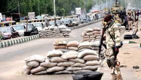 One dead as Troops intercept two female suicide bombers in Borno
