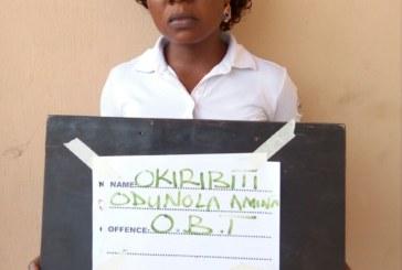 EFCC arrests Woman over N45m Herbal Cure Fraud