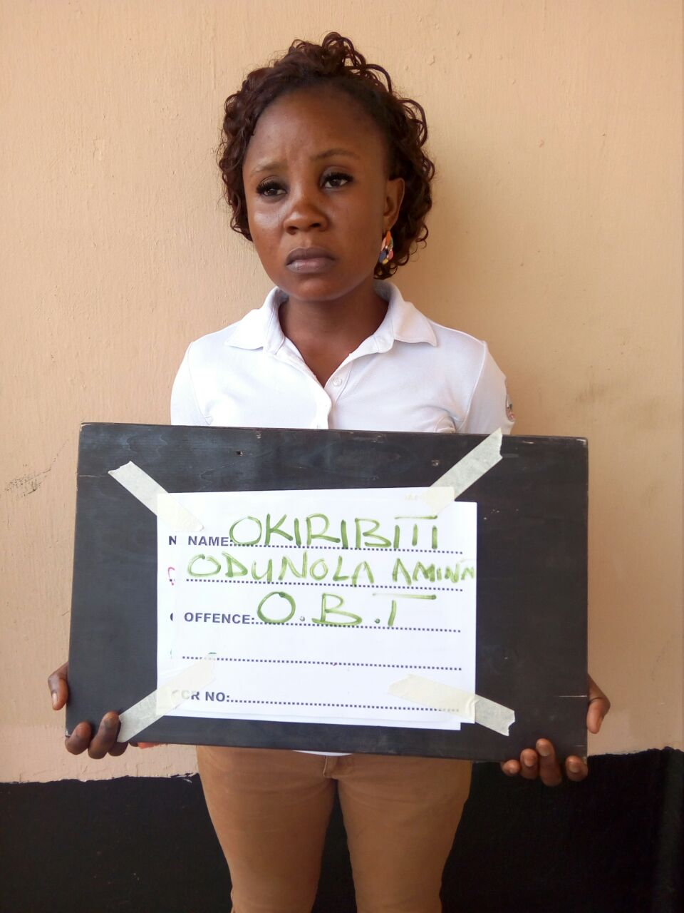 EFCC arrests Woman over N45m Herbal Cure Fraud