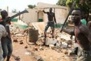 13 persons feared dead in Zaki Biam reprisal attack