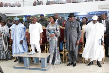 Governor Wike is working hard to develop  Rivers State —Jonathan