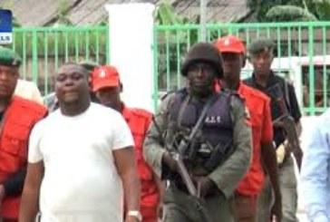 EFCC Arraigns George Turnah, Seven Companies For N810m Scam