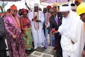 Sultan of Sokoto flags off construction of Rivers State Traditional Rulers Secretariat