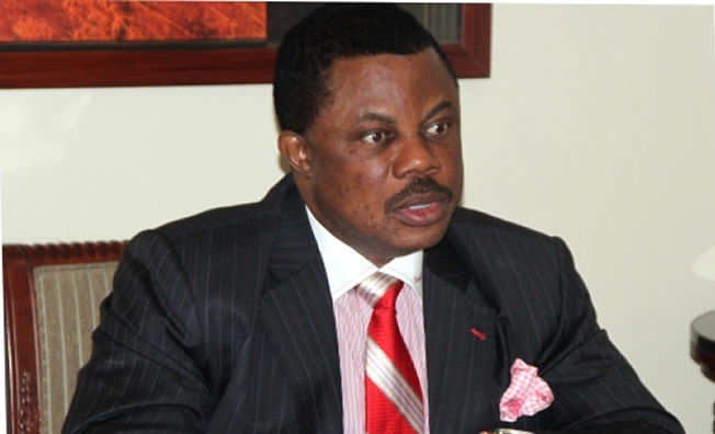 "AnambraDecides: ""My Security Details Withdrawn""… Gov. Obiano Alleges"