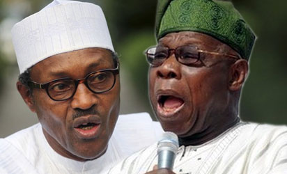 Go Back to Daura and Forget 2019 General Olusegun Obasanjo to President Buhari