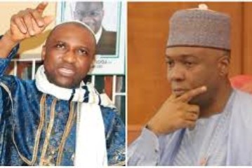 There will be consequencies if Saraki fail to contest 2019 presidential election…Primate Ayodele