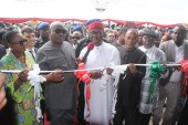 Infrastructural Development: Governor Wike is setting the pace  says Senator Okowa