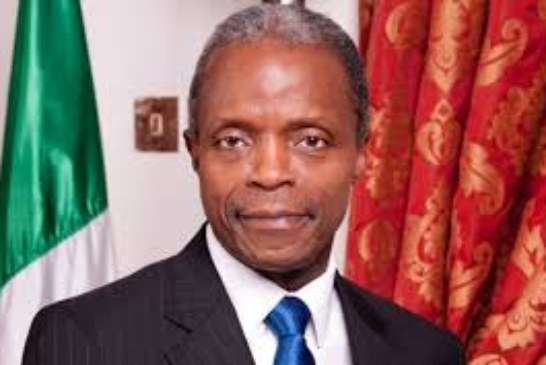 1990 —2014 :  NIGERIA  RECEIVED USD1TRILLION FROM OIL ……Prof Osinbajo