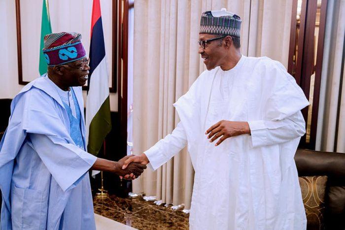 Buhari meets Tinubu again