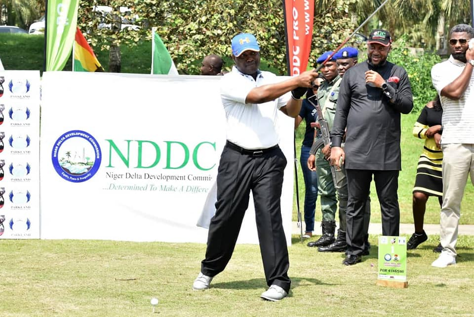 Sports Development Will Be One of My Legacies in NDDC - Ekere