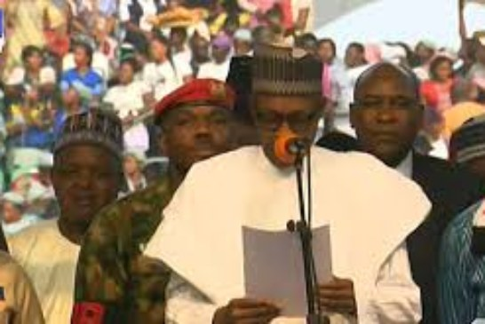 President Buhari challenges doubters of his achievements   …says unemployment a main problem