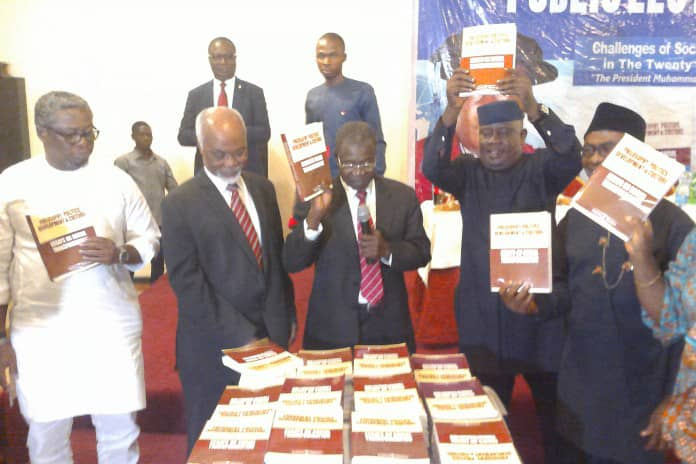 Professor Unveils New Book In University Of Port Harcourt