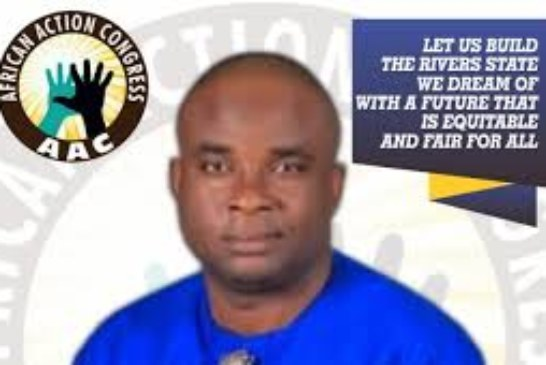 RIVERS GUBER: AMAECHI BACKS AAC'S CANDIDATE
