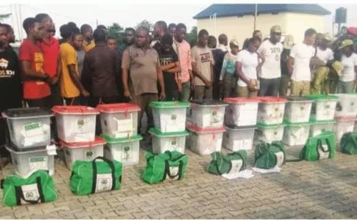 We Were Forced To Rig Election On Gunpoint- Corps members