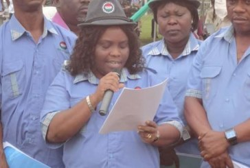 Beatrice Itubo Emerges  as Rivers NLC Chairperson