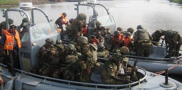 Military Personnel, Police Confirm The Abduction Of  NDPR's Expatriates  in Niger Delta
