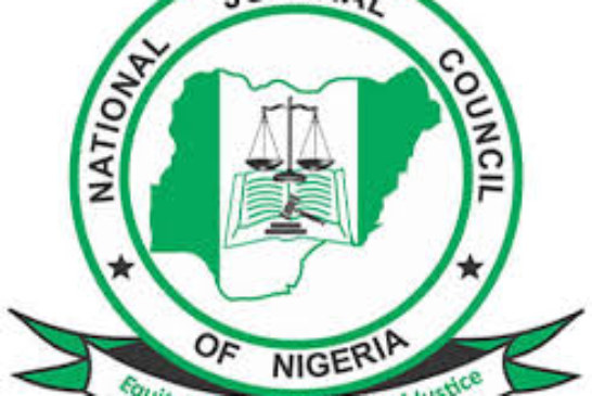 NJC CONCLUDE INVESTIGATION ON ONNOGHNE'S CASE.  SEND REPORT TO BUHARI