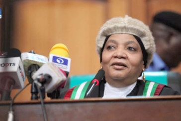 Justice Bulkachuwa Withdraws From Presidential Election Petitions Tribunal