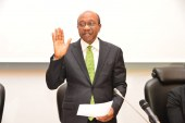 Emefiele begins second tenure as CBN Governor