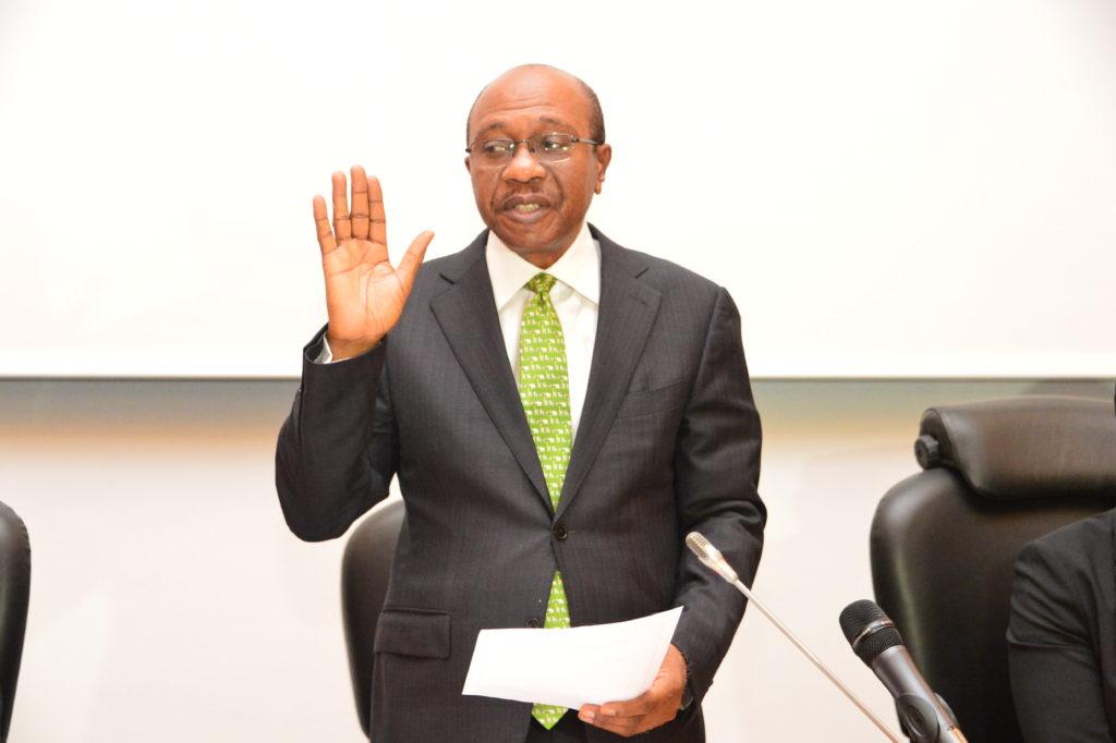 Emefiele begins second tenure as CBN Governor
