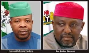 GOVERNOR EMEKA IHEDIOHA HAS NO PROGRAMME FOR IMO PEOPLE.