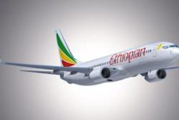 Ethiopian Airlines Plane Takes Maiden Landing At PH Int'l Airport