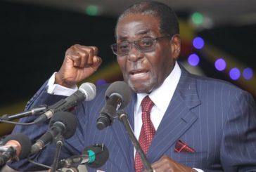 Zimbabwe ex-President Robert Mugabe dies at age 95