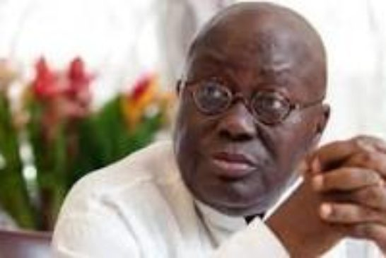 Ghana President speaks on Border closure by Nigeria.