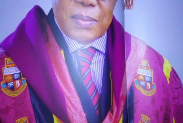 Ex-UNIBEN VC, others conferred with Professor Emeritus
