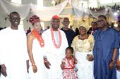 Okowa, Ihedioha, Ribadu others grace memorial service of Okonjo Iweala's father.