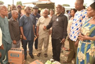 NDDC Donates Drugs to Check Cholera Outbreak in Rivers Communities