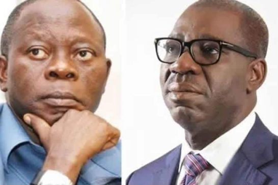 PDP tells Oshiomhole to account for 8-yrs N42bn security vote