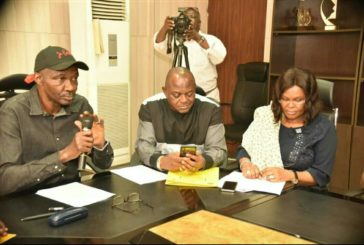Full Text of Press Conference by Dr. Cairo Ojougboh