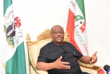 Bayelsa Supreme Court judgment: Warn Oshiomhole to stop making remarks that will destabilise Nigeria, Governor Wike tells FG