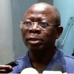 Nobody 'll be sworn in as gov in Bayelsa — Oshiomhole