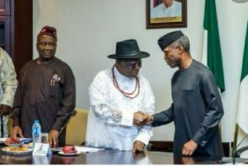 PANDEF Chairman cautions Presidential Aide against speaking on security matters