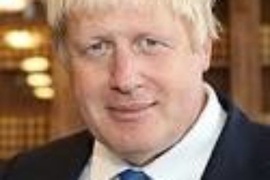 UK Prime Minister Boris Johnson tests positive to covid-19