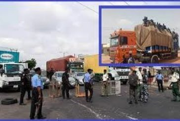 Lockdown: Imo impounds 50 trucks conveying essential items