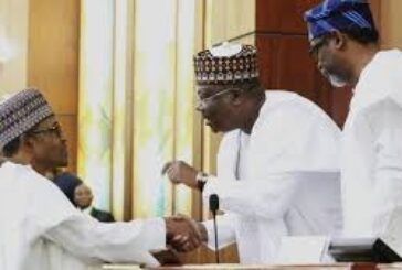 Breaking: Buhari transmits revised 2020 budget to N/Assembly
