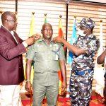 SYLVA DECORATES ASP MOHAMMED … Commends the Nigeria Police force for effectiveness and patriotism