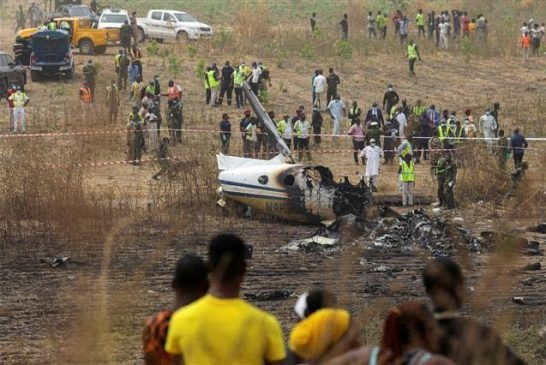 Buhari Orders Probe, Condoles with Airforce, Victims' Families over plane crash
