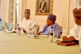 Saraki leads PDP chieftains to IBB, Abdulsalami in Minna