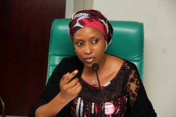 Hadiza Bala Usman Suspended As MD/CEO of NPA