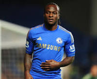Chelsea's Moses wins PFA Fans' Premier League Player of the Month
