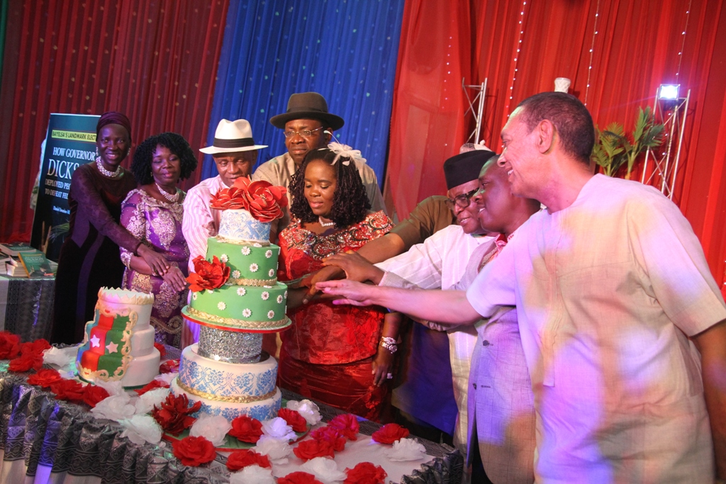 Re-election anniversary: Dickson celebrates, lifts embargo on employment